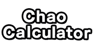 Chao Calculator