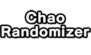 Chao Randomizer