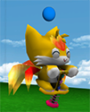 CWE Tails Chao with animal parts