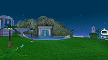 Hero Garden - Night