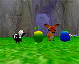 SADX animals in SA2!