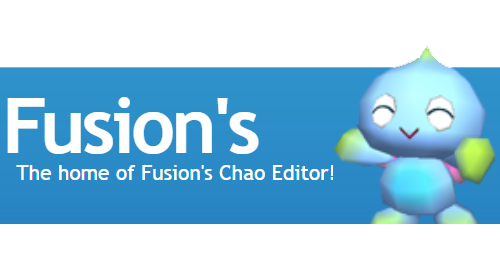 Fusion's Chao Editor