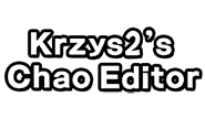 Chao Editor by Krzys2