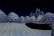 Lunar Void Garden