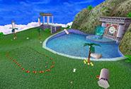 Emerald Shrine Garden