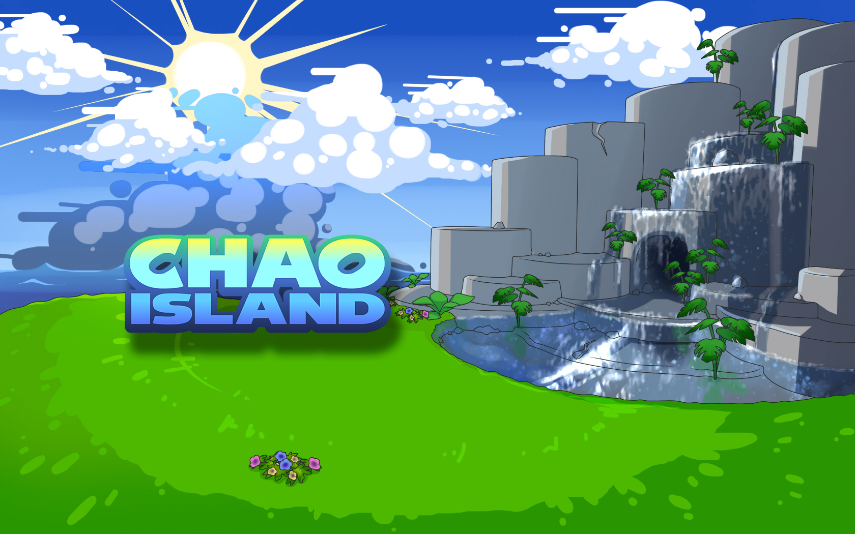 Chao Island - Your number one source for Chao information!