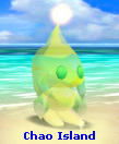 Neutral Green Shiny-Jewel Chaos Chao