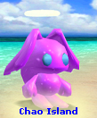 Hero Purple Shiny Mono-tone Chaos Chao