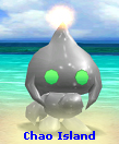 Neutral Black Shiny Mono-tone Chaos Chao