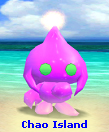 Neutral Purple Shiny Mono-tone Chaos Chao