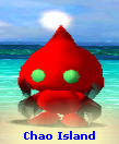Neutral Red Two-tone Chaos Chao