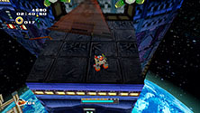 Cosmic Wall Lost Chao Location