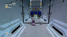 Mad Space Lost Chao Location