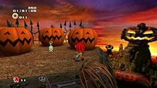 Pumpkin Hill Lost Chao Location