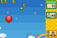 Chao Bounce - Balloon