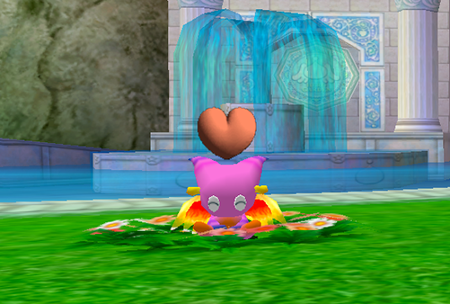 A Chao in mating season
