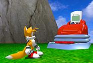 Dreamcast Chao Transporter SA2