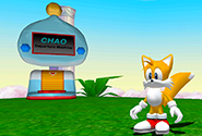 SA2 PC Chao Departure Machine