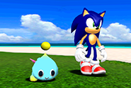 A baby Chao