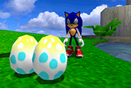 Two Chao Eggs