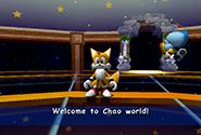 Omochao in Chao World