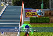 Omochao in City Escape