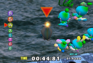 Sega Dreamcast Chao Race Interface