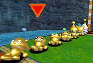 The Gold Chao Rivals