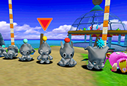 The Silver Chao Rivals