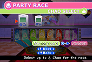 Party Race Dreamcast
